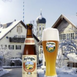 Ayinger - Weizenbock 500ml (16.9oz) Bottle 20pk Case