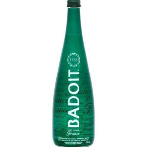Badoit - Sparkling 750ml (25.3oz) Glass Bottle Case - 12 Pack
