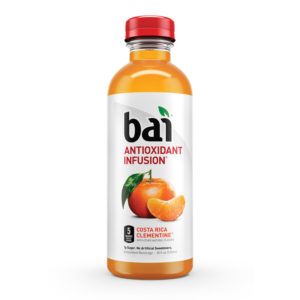 Bai 5 - Costa Rica Clementine 18oz Bottle Case