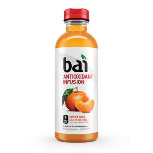 Bai 5 - Costa Rica Clementine 18oz Bottle Case