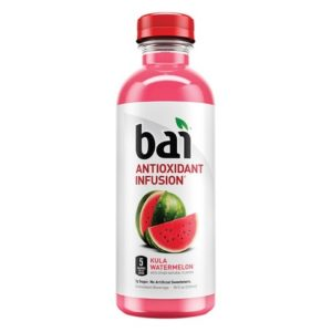 Bai 5 - Kula Watermelon 18oz Bottle Case