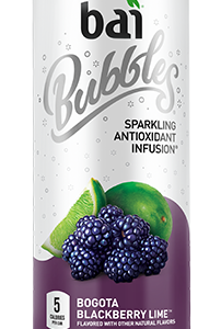 Bai Bubbles - Bogota Blackberry Lime 11.5oz Can Case - 12 Pack