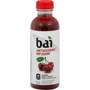 Bai 5 - Zambia Bing Cherry 18oz Bottle Case