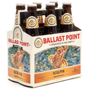 Ballast Point - Sculpin IPA 12oz Bottle 24pk Case
