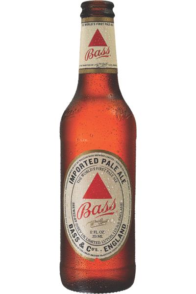 Bass - Pale Ale 12oz Bottle 24pk Case