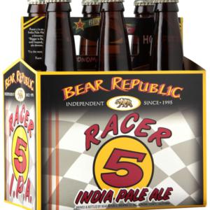 Bear Republic - Racer 5 IPA 12oz Bottle 24pk Case