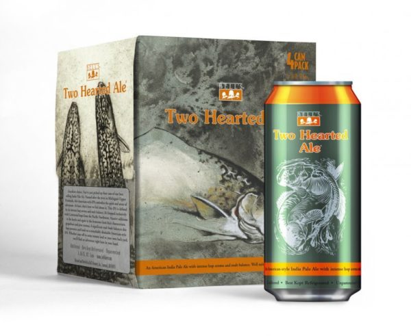 Bell's - Two Hearted IPA 16oz Can 24pk Case