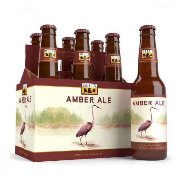 Bell's - Amber Ale 12oz Bottle 24pk Case