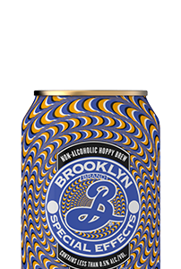 Brooklyn - Special Effects Non-Alcoholic 12oz Can 24pk Case