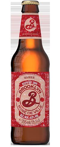 Brooklyn - Rose' De Ville 12oz Bottle 24pk Case