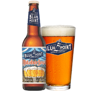 Blue Point - Oktoberfest 12oz Bottle 24pk Case