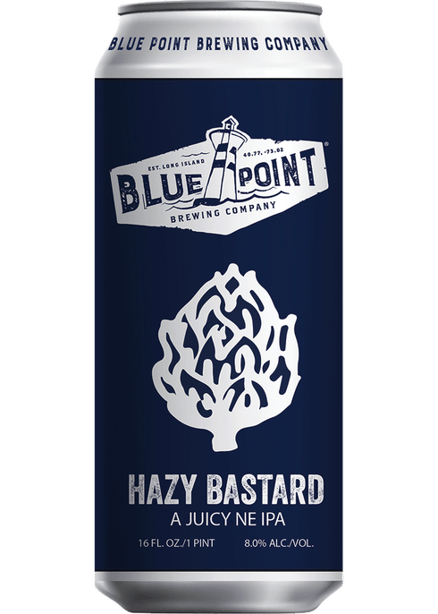 Blue Point - Hazy IPA 16oz Can 24pk Case