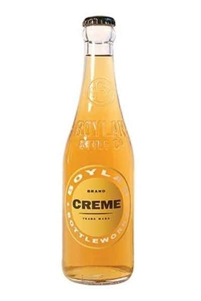 Boylan - Creme 12oz Bottle Case