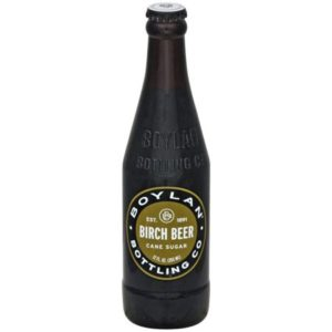 Boylan - Birch Beer 12oz Bottle Case