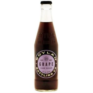 Boylan - Grape 12oz Bottle Case