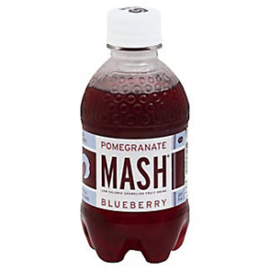 Boylan - Mash Pomgranate Blueberry 20oz Bottle Case