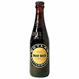 Boylan - Root Beer 12oz Bottle Case