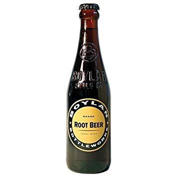 Boylan - Root Beer 12oz Bottle Case