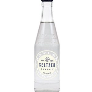 Boylan - Seltzer 12oz Bottle Case - 24 Pack