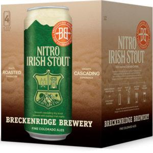 Breckenridge - Nitro Irish Stout 13.6oz Can 24pk Case