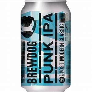 Brew Dog - Punk IPA 12oz Can 24pk Case