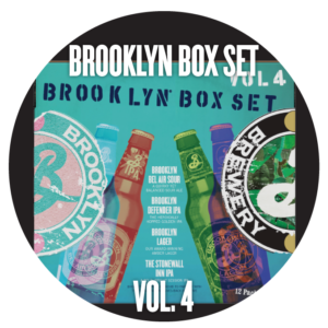 Brooklyn - Box Set Vol. 4 - 12oz Bottle 24pk Case