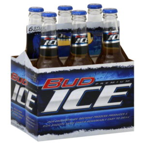 Budweiser - Bud Ice 12oz Bottle 24pk Case