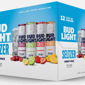 Bud Light - Seltzer 12oz Mix Can Case