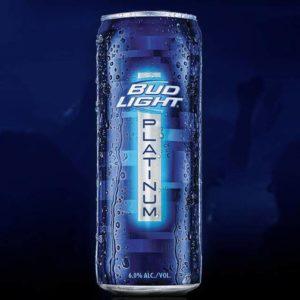 Bud Light - Platinum 12oz Can 24pk Case