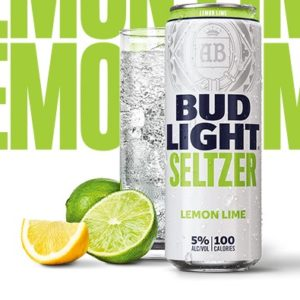 Bud Light - Seltzer Lemon Lime 12oz Can Case