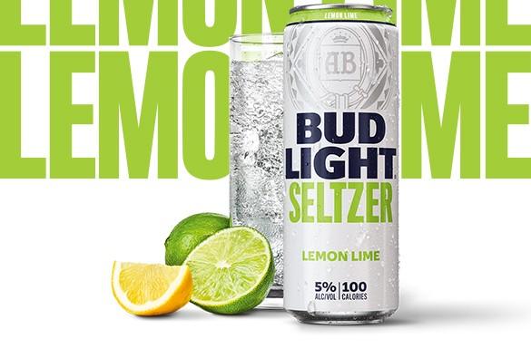 Bud Light - Seltzer Lemon Lime 12oz Can Case