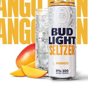 Bud Light - Seltzer Mango 12oz Can Case