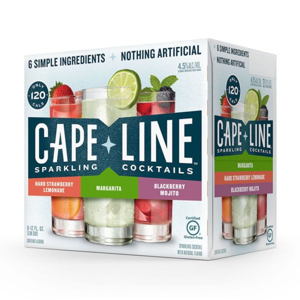 Cape Line - Variety 12oz Can 24pk Case