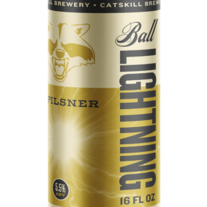 Catskill - Ball Lightning Pilsner 16oz Can 24pk Case