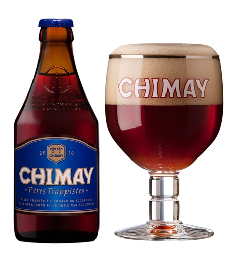 Chimay - Grand Reserve 330ml (11oz) Bottle (Blue Label) - Trappist