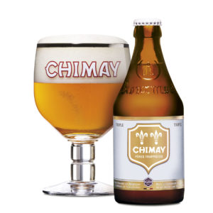 Chimay - Cinq Cents 330ml (11oz) Bottle (Yellow Label) - Trappist