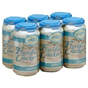 Cigar City - Florida Cracker Belgian-Style White Ale 12oz Can 24pk Case