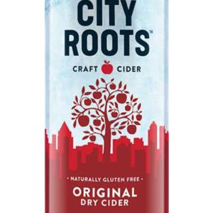 City Roots - Original Dry Cider 12oz Can Case