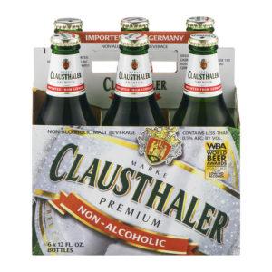 Clausthaler - Non Alcoholic 12oz Bottle Case