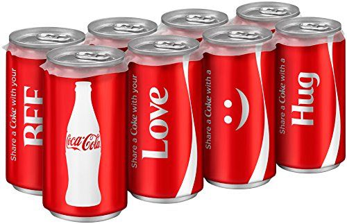 Coke - 7.5oz Mini Can Case