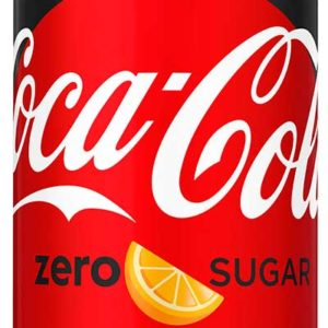 Coke - Zero Orange Vanilla 12oz Can Case