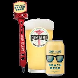 Coney Island - Beach Beer 12oz Can 24pk Case