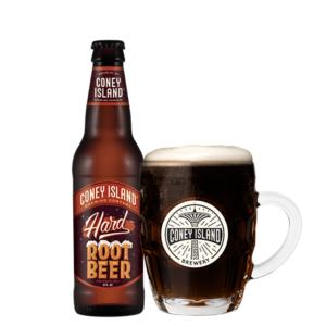 Coney Island - Hard Root Beer 12oz Bottle 24pk Case