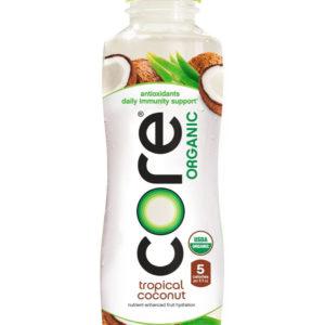 Core - Organic Tropical Coconut 18oz Bottle Case