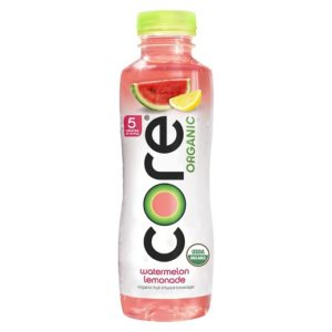 Core - Organic Watermelon Lemonade 18oz Bottle Case