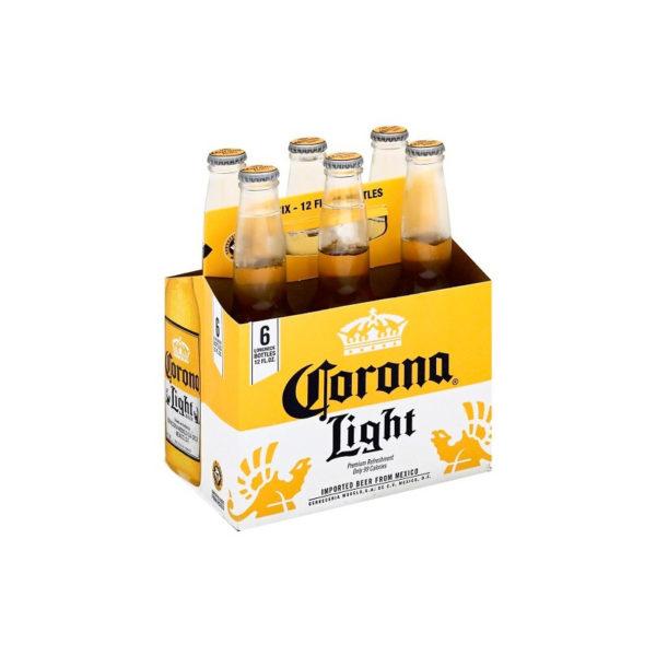 Corona - Light 12oz Bottle 24pk Case