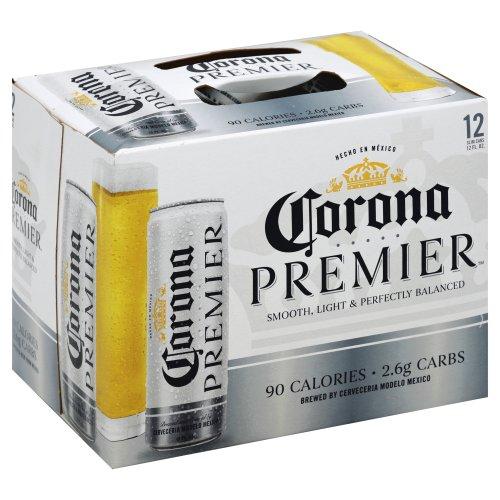 Corona - Premier 12oz Can 24pk Case