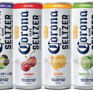 Corona - Hard Seltzer Mix 12oz Can Case