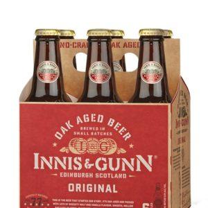 Innis & Gunn - Oak Aged 330ml (11.2oz) Bottle 24pk Case