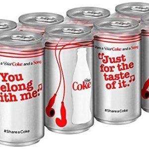 Diet Coke - 7.5oz Mini Can Case